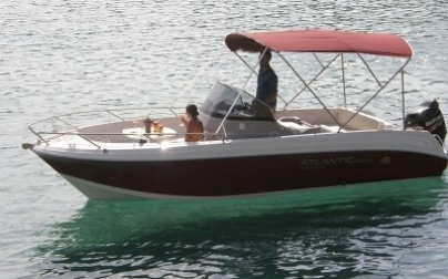 Atlantic 670 Open - Pula Boat Rentals