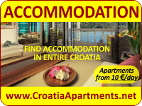 Croatia Accommodation